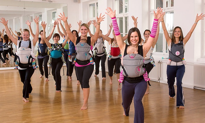 Kanga Training - Multiple Locations: 5, 10, or 20 New Mothers' Fitness Classes at Kanga Training (Up to 80% Off)