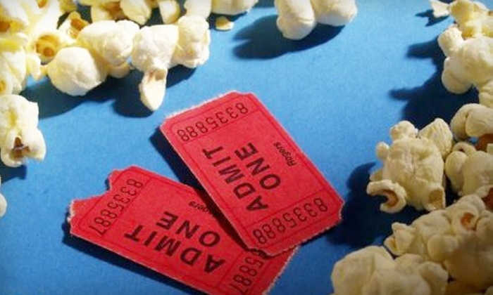 Pickwick Theatre - Park Ridge: $15 for Two General-Admission Movie Tickets, One Large Popcorn, and Two Large Fountain Drinks at the Pickwick Theatre in Park Ridge (Up to $28 Value)