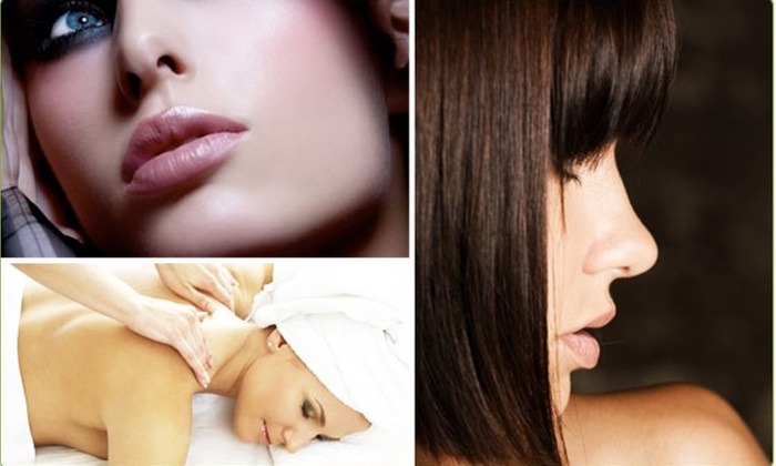 Oh La-La Salon.Spa - Decatur: $50 for $100 of Services at Oh!La-La Salon.Spa