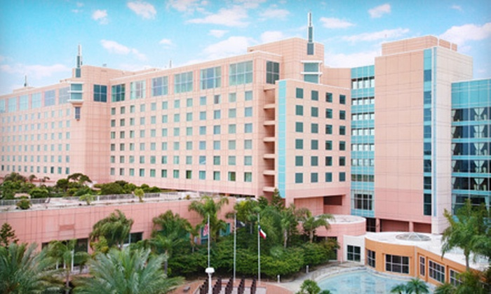 Moody Gardens Hotel, Spa and Convention Center - Galveston: $395 for Two-Night Vacation April 6-8 Package at Moody Gardens Hotel, Spa and Convention Center in Galveston (Up to $722.80 Value)