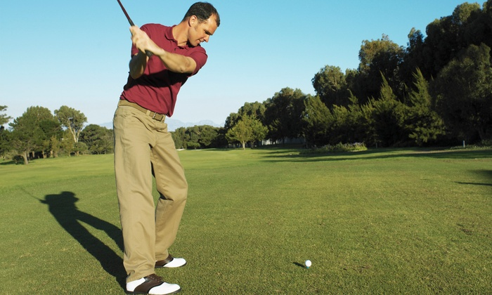 Michael Basch Golf Academy - Victor: $55 for $100 Groupon — Michael Basch Golf Academy