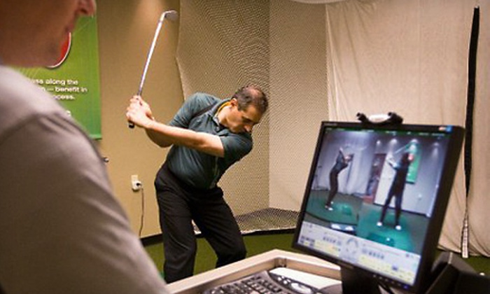 GolfTec Albuquerque - Uptown: $59 for a 90-Minute Swing Evaluation at GolfTec Albuquerque ($150 Value)