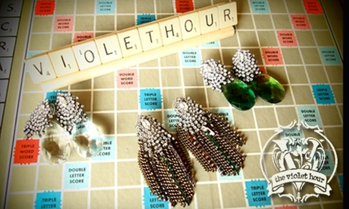 The Violet Hour: $60 for $150 Worth of Contemporary Women's Clothing and Accessories at The Violet Hour
