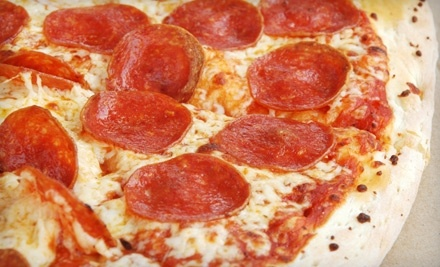 $20 Groupon to Johnny's New York Style Pizza - Johnny's New York Style Pizza in Macon