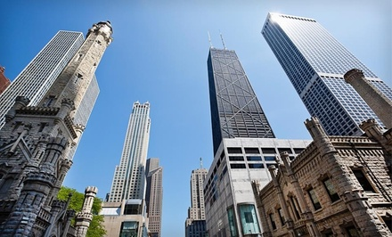 One-Night Stay For Two Adults in an Executive King Room - The Allerton Hotel in Chicago