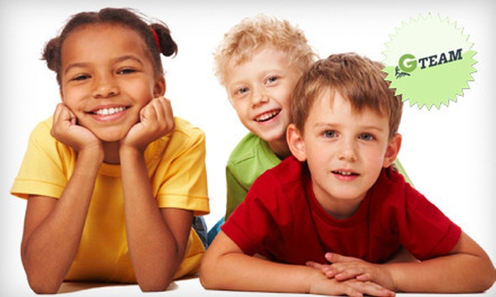 United 4 Children - Central West End: If 30 People Donate $10, Then United 4 Children Can Donate Six Toddler-Naptime Packages to Childcare Centers