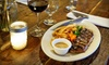 Chez Jacqueline - Greenwich Village: $65 for James Beard Award-Winning French Dinner for Two with Appetizers, Entrees, Dessert, and Bottle of Wine at Chez Jacqueline
