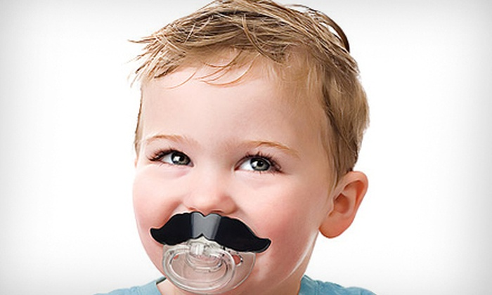Pacifier - Multiple Locations: Children's Clothing, Gifts, and Toys or Stroller at Pacifier (Half Off)