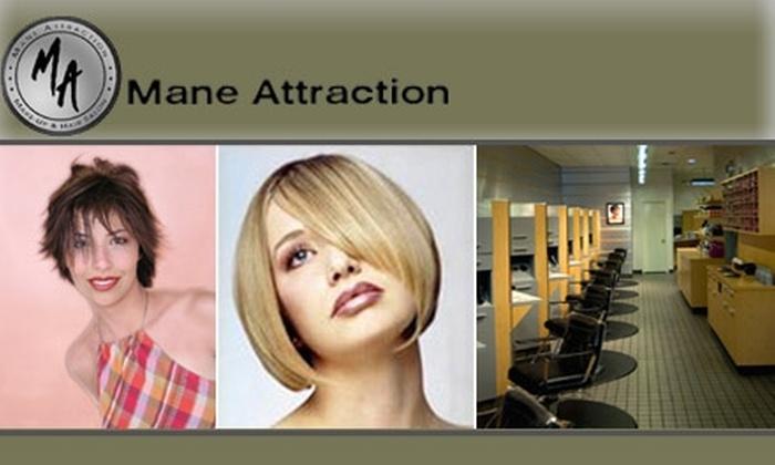 Mane Attraction Salon  - Phoenix: $50 for $100 Worth of Services at Mane Attraction Salon