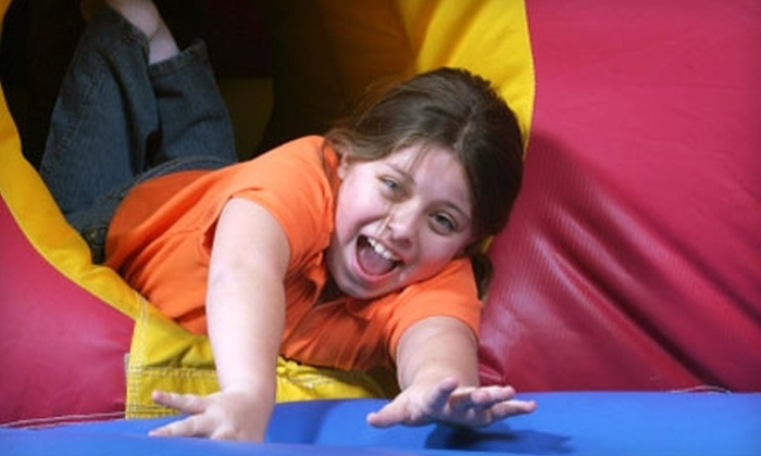 Pump It Up - 2: $10 for Three Pop-In Playtimes at Pump It Up (Up to a $21 Value)