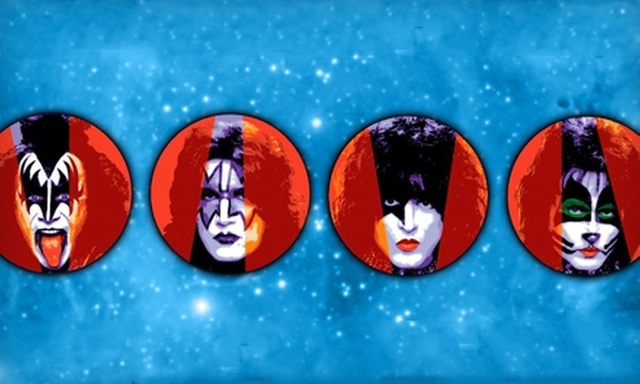 KISS at Verizon Wireless Arena - Manchester: One Ticket to See KISS at Verizon Wireless Arena on July 12 at 7:30 p.m. in Manchester, New Hampshire (Up to $70.05 Value)