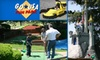 GO USA FUNPARK - Murfreesboro: $12 for Four Go-Kart Rides or Four Rounds of Mini Golf at Go USA Fun Park in Murfreesboro (Up to $26 Value)