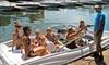 Bridgewater Marina & Boat Rental - Lakes: One-Hour Boat Rental at Bridgewater Marina Rentals. Two Options Available.