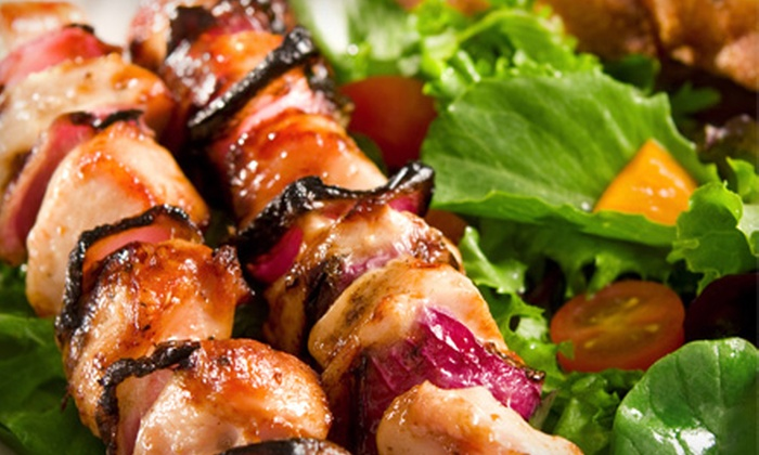 Sensual Rhythms Cafe - Stockbridge: Cajun Meal with Appetizers for Two or Four at Sensual Rhythms Cafe (Up to 56% Off)