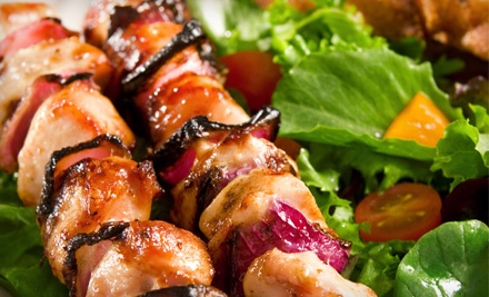 Meal for 2 (up to a $31.89 value) - Sensual Rhythms Cafe in Stockbridge