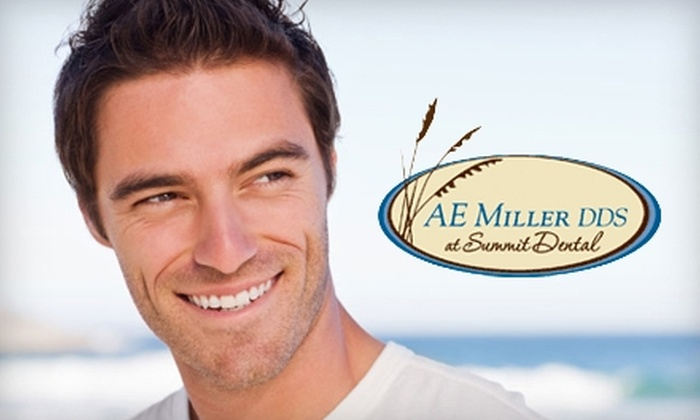 Summit Dental - Northeast Pensacola: $59 for Your Choice of Three Dental Services at Summit Dental