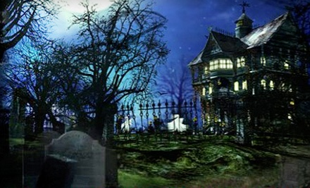 Matinee Admisson for 2 (a $20 value) - The Dark Manor Haunted House in Versailles