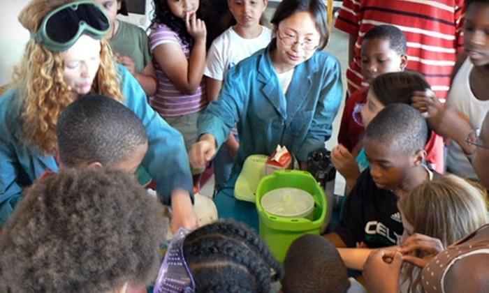 826 Boston: Donate $10 to Help 826 Boston Boost Underserved Students' Science and Writing Skills at a Science and Writing Summer Camp