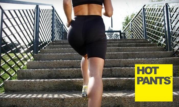 Zaggora - Los Angeles: Weight-Loss HotPants in Shorts, Capri, or Flare Style from Zaggora (Up to 63% Off)