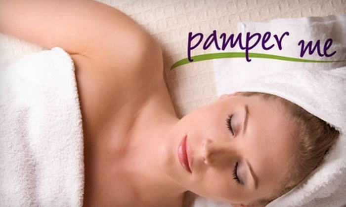pamper me - Brookside: $25 for an Essential Retreat Package at pamper me ($50 Value)