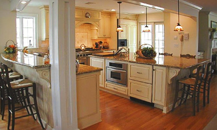 Timeless Kitchen Design - Raleigh: $300 for $750 Toward a Kitchen or Bathroom Remodel from Timeless Kitchen Design ($750 Value)