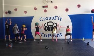 Crossfit Tripoint: $18 for $60 Worth of CrossFit — Crossfit Tripoint