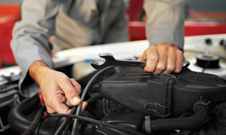Auto Repair Services at Auto Tech Specialists (51% Off). Two Options Available.