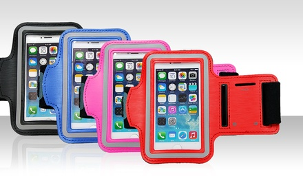 Running Armband for iPhones and iPod Touch
