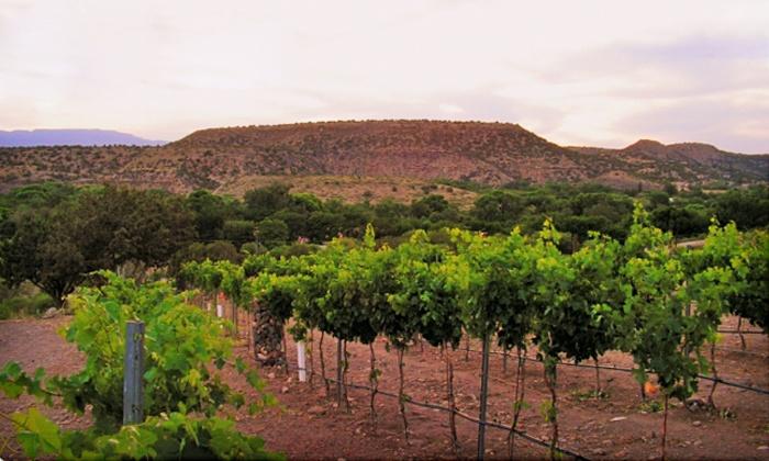 Oak Creek Vineyards Up To 64 Off Cornville Az Groupon