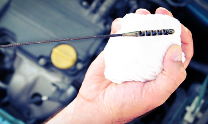 Hall Chrysler Dodge Jeep Ram - Mishawaka: Two or Four Oil Changes at Hall Chrysler Dodge Jeep Ram (Up to 56% Off)