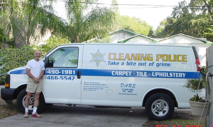 Cleaning Police LLC - Tampa Bay Area: $88 for $195 Worth of Rug and Carpet Cleaning — Cleaning Police LLC