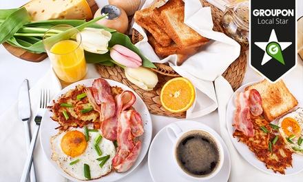 Sissi Fine Cuisine — Boavista: brunch para duas pessoas por 12€