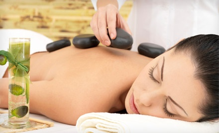 One or Two Swedish, Hot-Stone, or Deep-Tissue Massages from David Morgan from The Powder Room (Up to 55% Off)