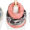 Sociology Infinity Floral Scarves