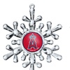 MLB Snowflake Ornament