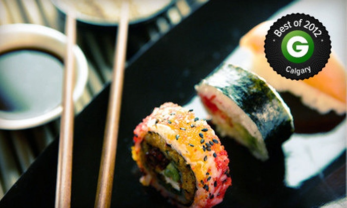 Koto Sushi Lounge - Downtown: $25 for $50 Worth of Japanese Dinner and Drinks at Koto Sushi Lounge