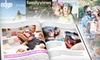 $15 for $30 Toward Personalized Photo Magazines