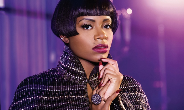 Fantasia - Macon: Fantasia at Macon City Auditorium on Friday, March 28 at 8:30 p.m. (Up to 30% Off)