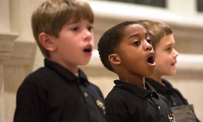 The Georgia Boy Choir - Peachtree Road United Methodist Church: Georgia Boy Choir Festival Grand Finale on Saturday, February 20, at 7 p.m.