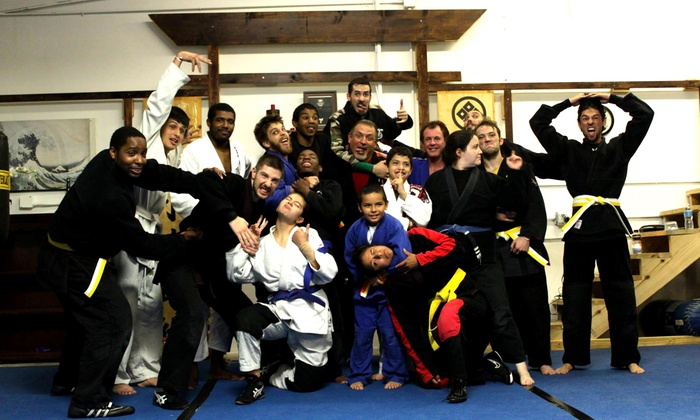 Martial Arts Of Austin - West Congress: Four Weeks of Unlimited Brazilian Jiu-Jitsu Classes at Martial Arts of Austin (60% Off)