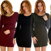 Lyss Loo Long-Sleeve Bodycon Dress