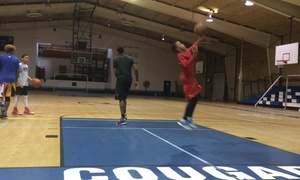 Rapid Fire Basketball Training: One Week of Sports Camp at Rapid Fire Basketball Training (65% Off)