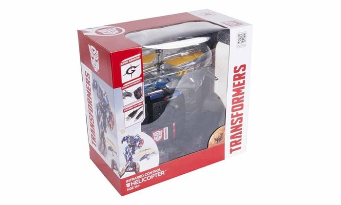 Nikko transformers hubschrauber groupon goods