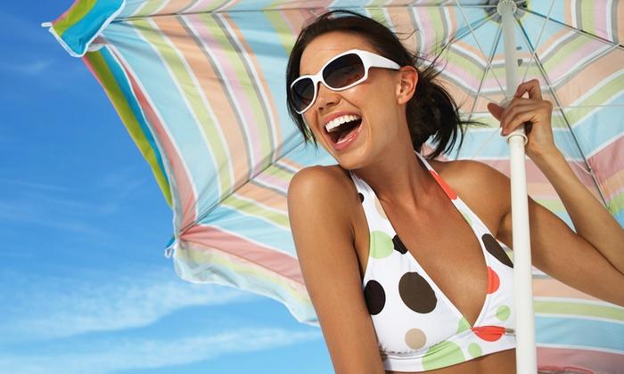 Electric Tan La Mirada - Norwalk-La Mirada: One or Three Mystic Spray Tans or One Month of Unlimited UV Tanning at Electric Tan La Mirada (Up to 56% Off)