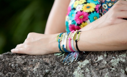 Personalized Jewelry from Petit Trésors (Up to 58% Off). Three Options Available.