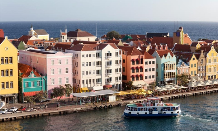 Resort In Dutch Caribbean