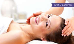 Relax + Relief Massage and Chiropractic: $66 for One 90-Minute Spa Package at Relax + Relief Massage and Chiropractic (Up to 58%Off)