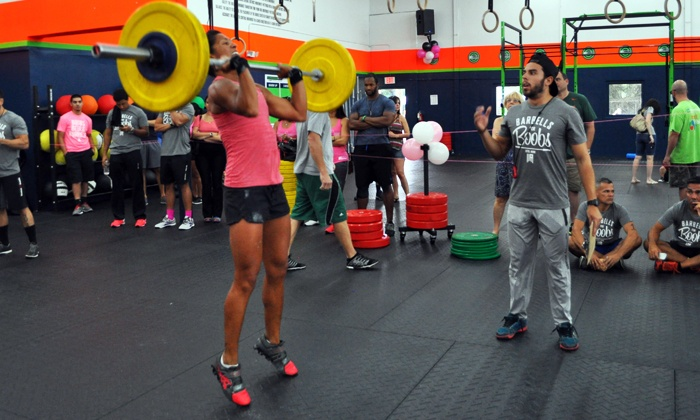 CrossFit Miami Lakes - Miami Lakes Industrial Park: One or Two Months of Unlimited CrossFit Classes at CrossFit Miami Lakes (Up to 65% Off)