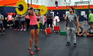 CrossFit Miami Lakes: One or Two Months of Unlimited CrossFit Classes at CrossFit Miami Lakes (Up to 65% Off)