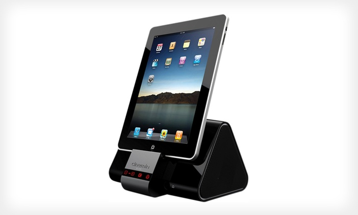 Cinemin Slice Pico Projector Speaker Dock by WowWee: $299 for a Cinemin Slice Pico Projector Speaker Dock by WowWee ($439 List Price). Free Shipping.